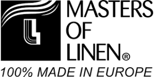 logo master of linen lin made in europe